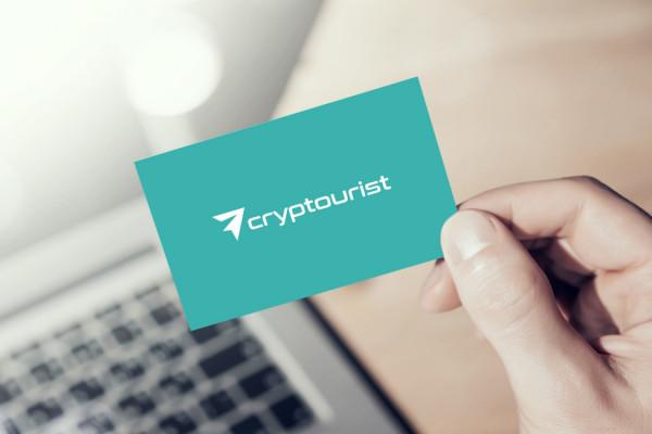 Sample branding #2 for Cryptourist