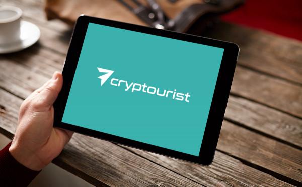 Sample branding #3 for Cryptourist