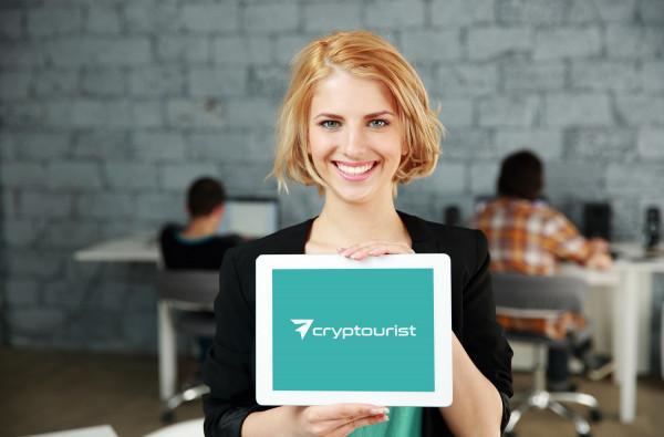 Sample branding #1 for Cryptourist