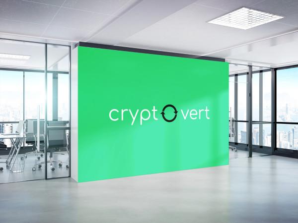 Sample branding #3 for Cryptovert