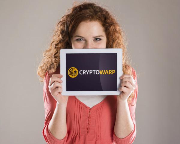 Sample branding #3 for Cryptowarp