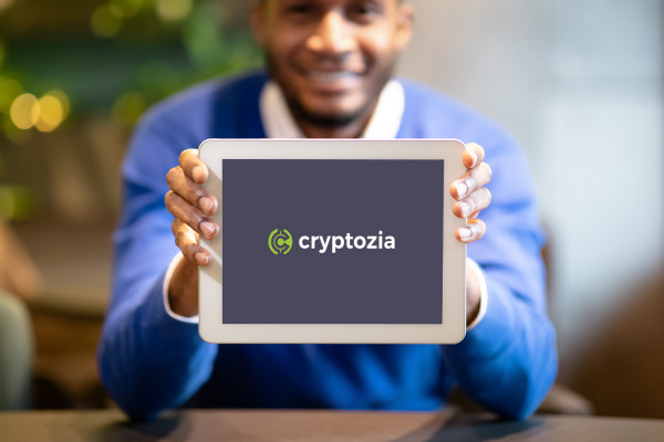 Sample branding #2 for Cryptozia