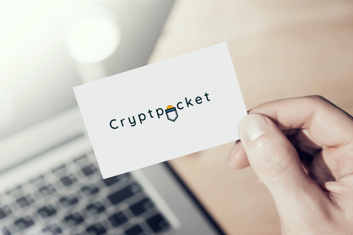 Sample branding #1 for Cryptpocket