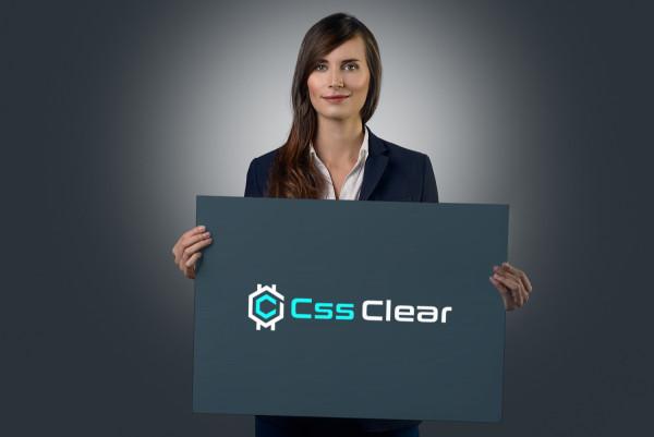 Sample branding #3 for Cssclear