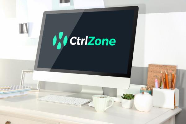 Sample branding #1 for Ctrlzone
