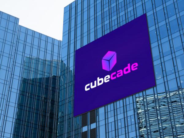 Sample branding #3 for Cubecade