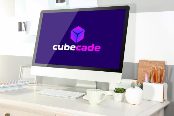 Sample branding #1 for Cubecade