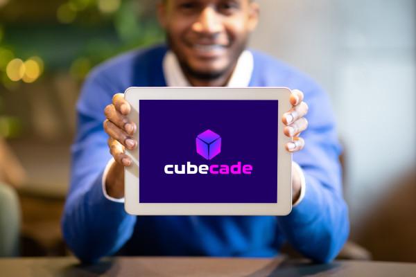 Sample branding #2 for Cubecade
