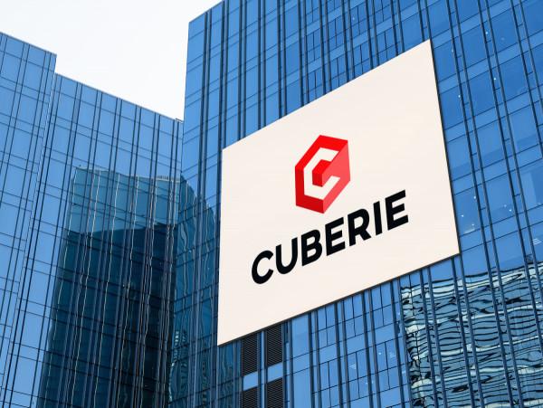 Sample branding #1 for Cuberie