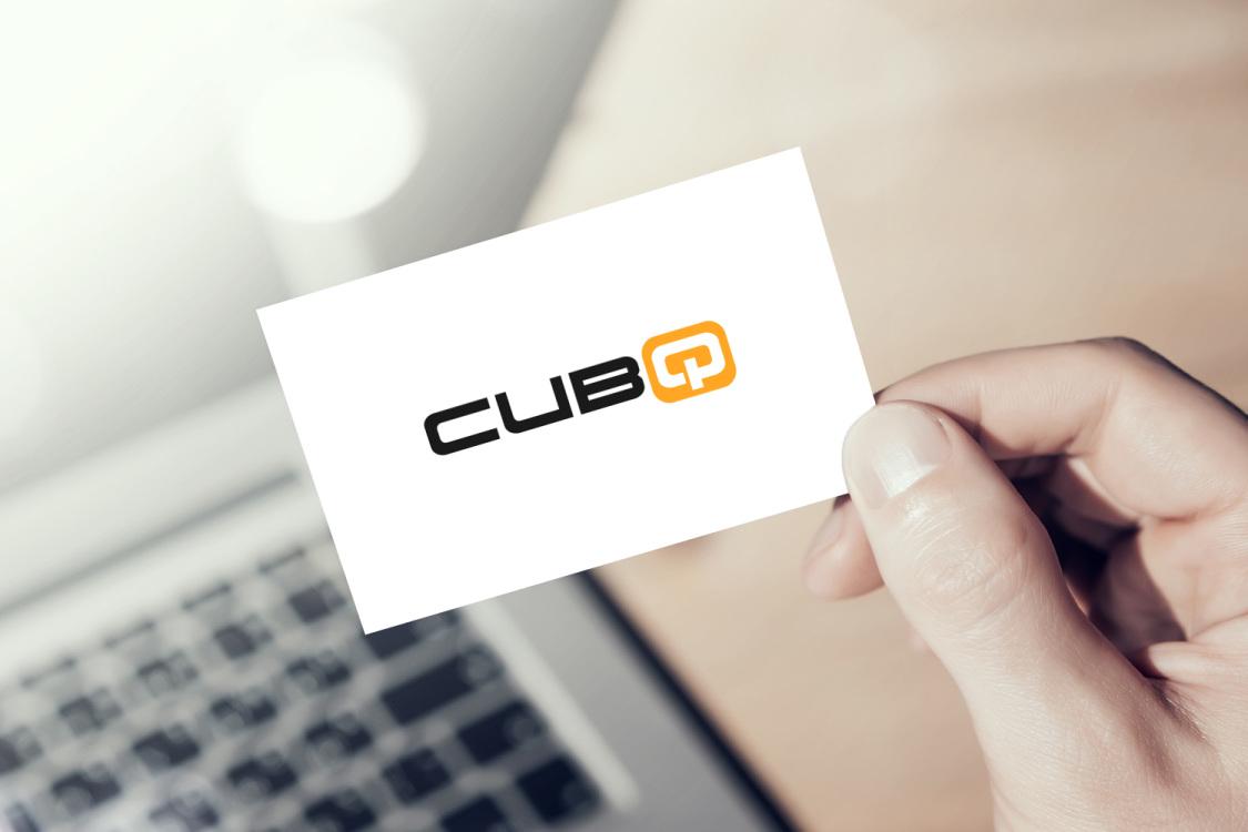 Sample branding #1 for Cubq