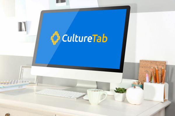 Sample branding #3 for Culturetab