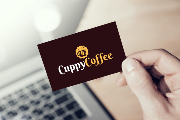 Sample branding #2 for Cuppycoffee