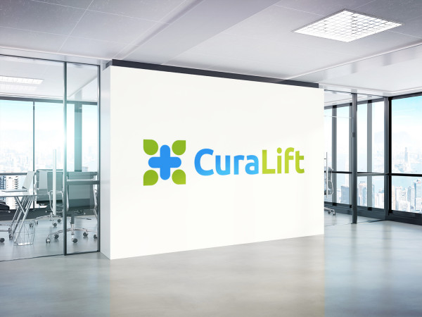 Sample branding #2 for Curalift