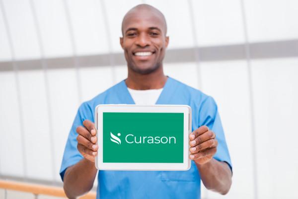 Sample branding #3 for Curason