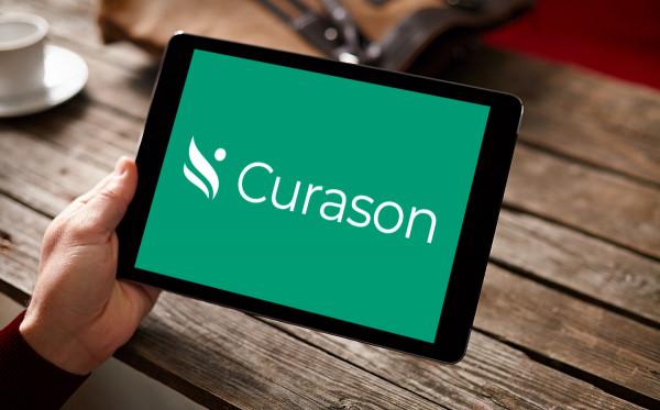 Sample branding #2 for Curason