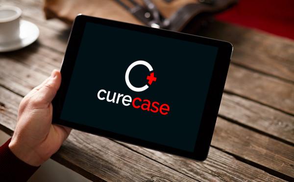 Sample branding #1 for Curecase