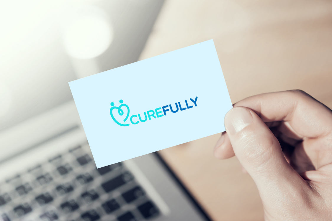 Sample branding #1 for Curefully