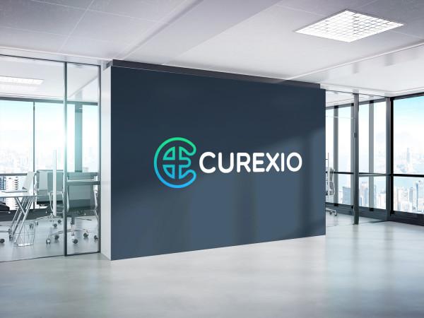 Sample branding #2 for Curexio