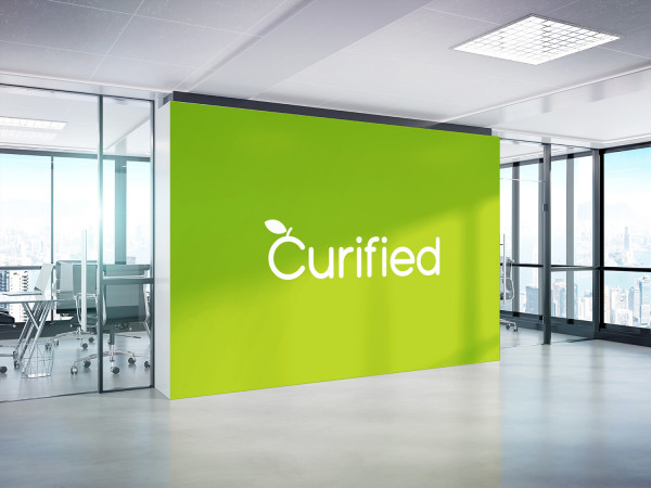 Sample branding #3 for Curified