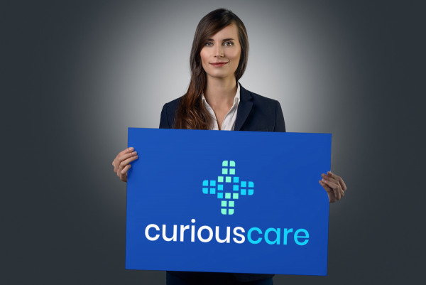 Sample branding #2 for Curiouscare