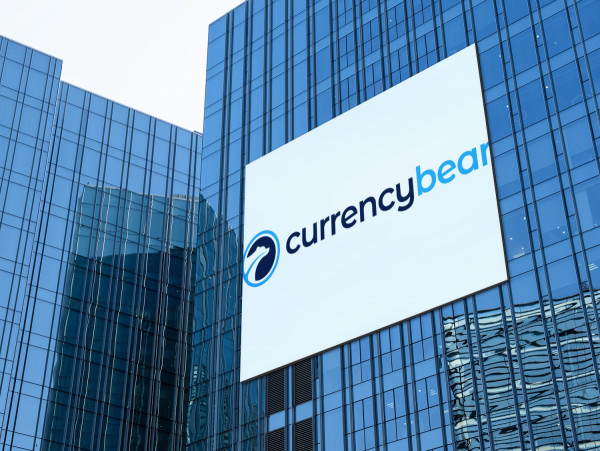 Sample branding #1 for Currencybear