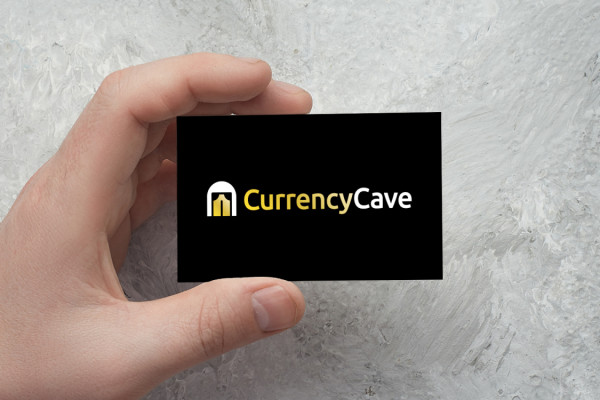 Sample branding #3 for Currencycave