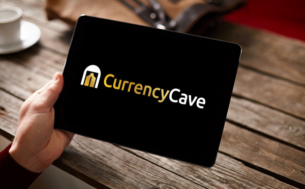 Sample branding #1 for Currencycave