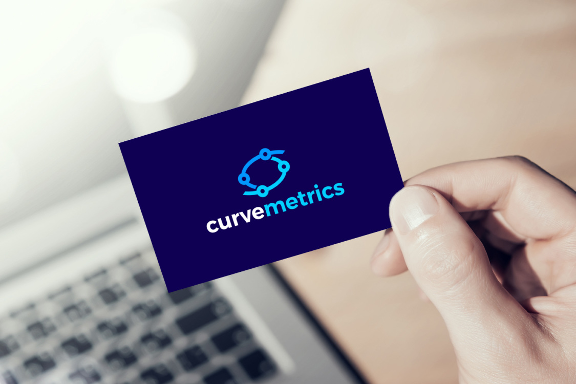 Sample branding #3 for Curvemetrics