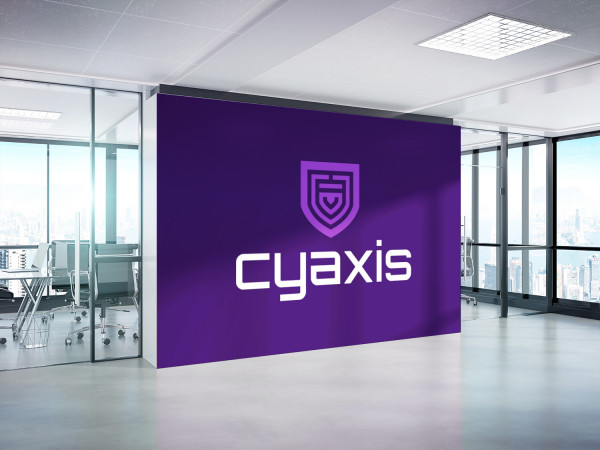 Sample branding #1 for Cyaxis