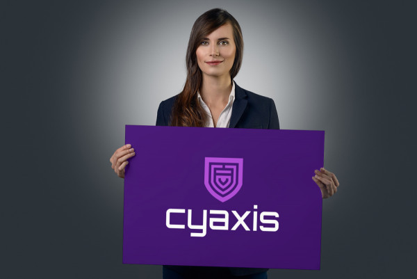 Sample branding #2 for Cyaxis