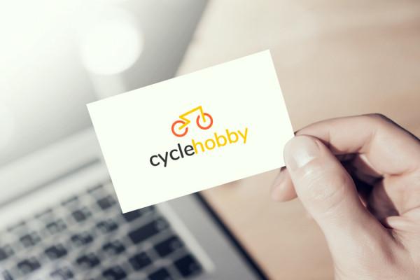 Sample branding #1 for Cyclehobby