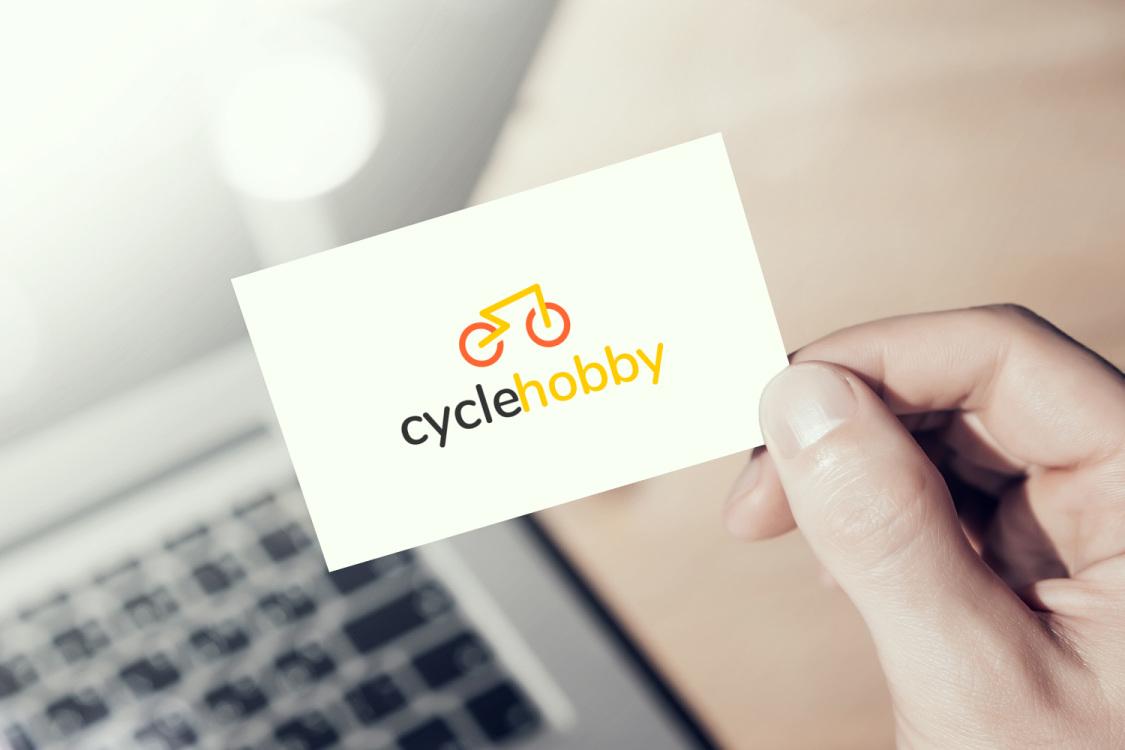 Sample branding #2 for Cyclehobby
