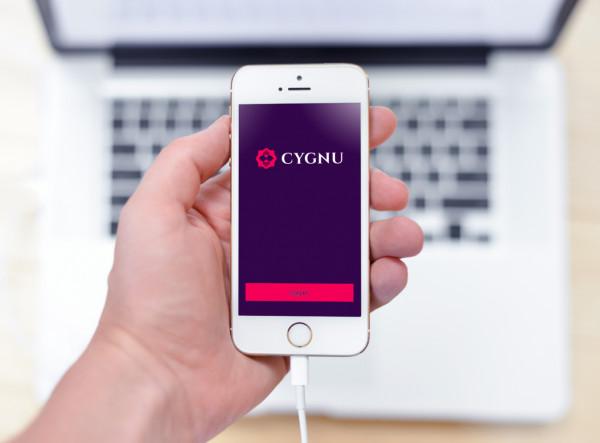 Sample branding #2 for Cygnu
