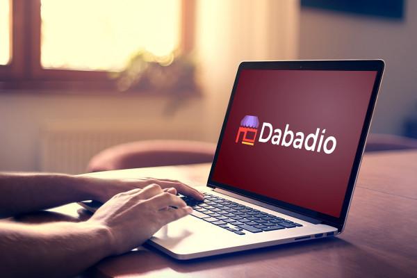 Sample branding #1 for Dabadio