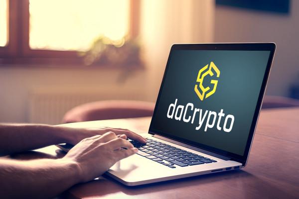 Sample branding #1 for Dacrypto
