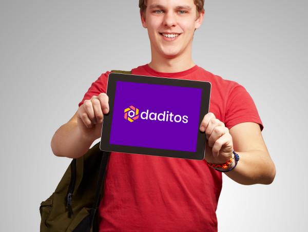 Sample branding #2 for Daditos