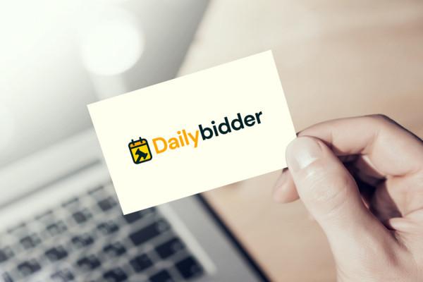 Sample branding #2 for Dailybidder