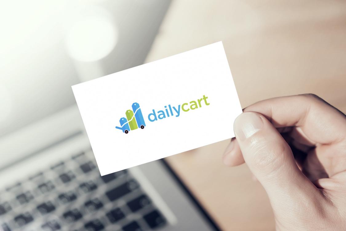 Sample branding #3 for Dailycart