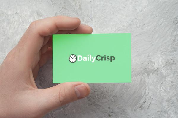 Sample branding #2 for Dailycrisp