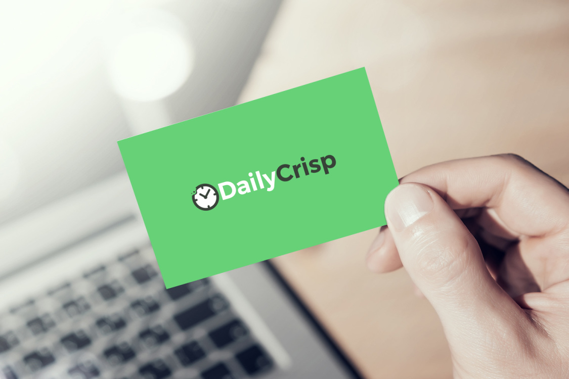 Sample branding #1 for Dailycrisp