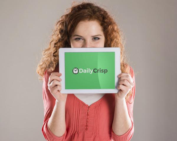 Sample branding #3 for Dailycrisp