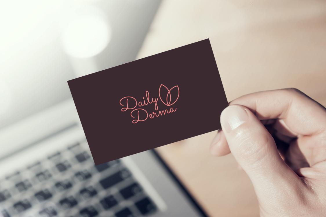 Sample branding #2 for Dailyderma