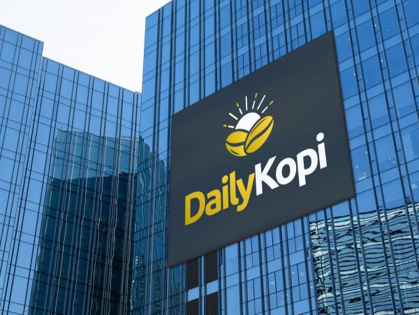 Sample branding #1 for Dailykopi
