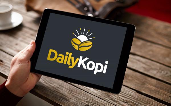 Sample branding #2 for Dailykopi