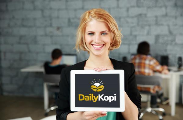Sample branding #3 for Dailykopi