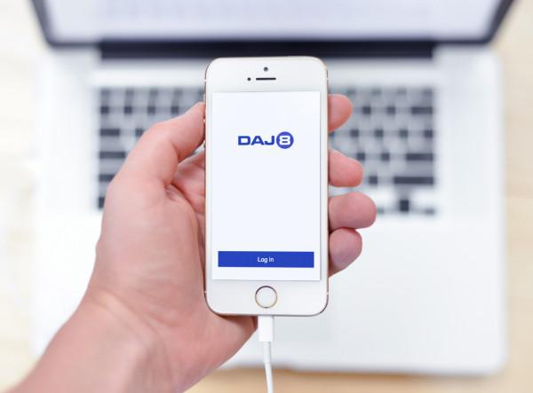Sample branding #3 for Daj8