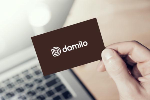 Sample branding #3 for Damilo