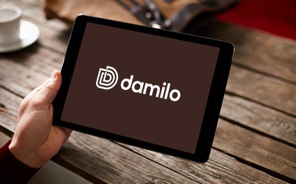 Sample branding #1 for Damilo