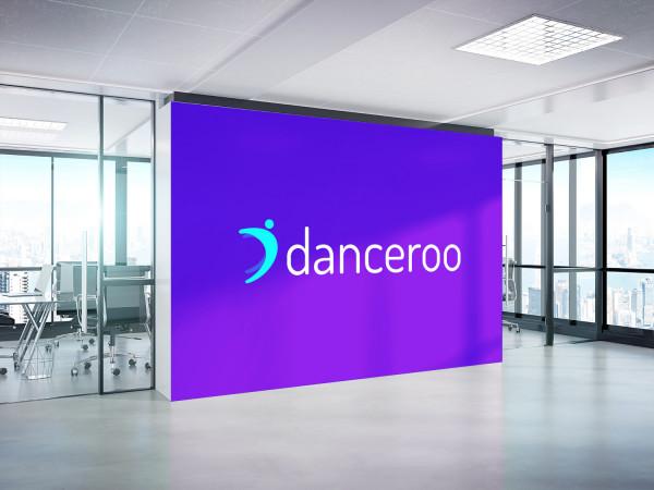 Sample branding #3 for Danceroo