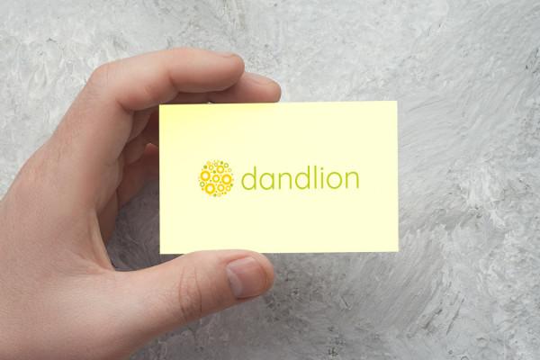 Sample branding #2 for Dandlion